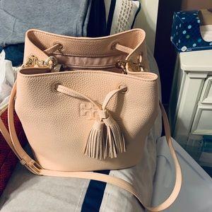 Tory Burch handbag and shoes
